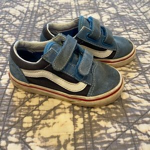 Toddler Vans. Great condition.